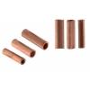 Beadalon Large Crimp Tubes Bare Copper 10mm 8Pc/size 24pc